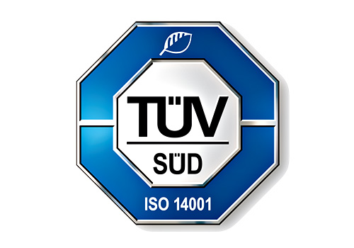 2011 – ISO 14001 Certification